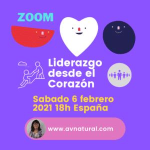 TALLER LIDERAZGO DESDE EL CORAZÓN